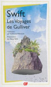 Les voyages de Gulliver : livre aventure voyage