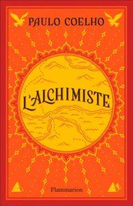 L'alchimiste - livre voyage