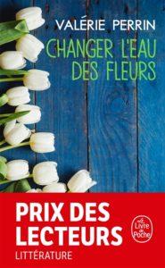 Changer l'eau des fleurs Valérie Perrin