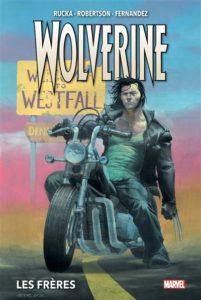 Wolverine tome 1 Les frères - livre fête des pères