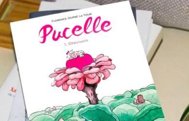 Pucelle, bd tome 1 de Florence Dupré la Tour