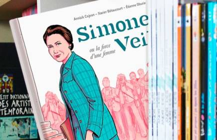 Bd Simone Veil ou la force d'une femme