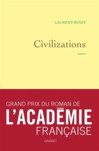 Civilization roman à lire 2019