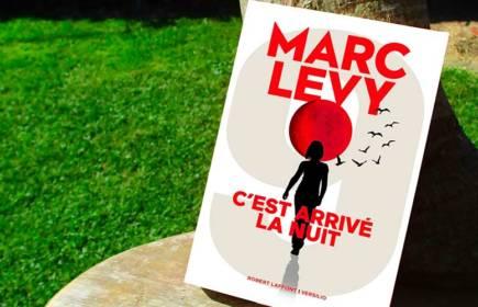 Date de parution du dernier roman de Marc Levy