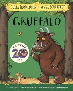 Le Gruffalo livre Julia Donaldson
