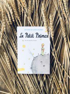 culture française : le petit prince d antoine de saint exupery