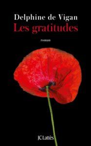 Les gratitudes roman à lire 2019