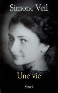 Livre Simone Veil - Une Vie