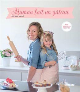 Maman fait un gâteau livre fete des mères