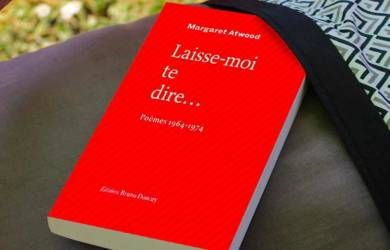 Laisse-moi te dire Margaret Atwood éditions Bruno Doucey