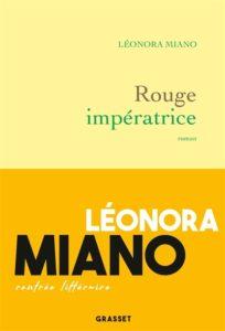 Rouge impératrice roman à lire 2019