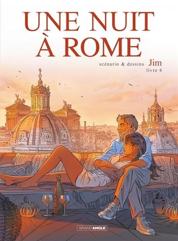 Une nuit à Rome volume 4 de Jim