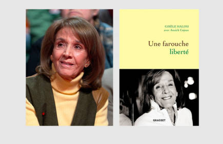 Gisèle Halimi, livre