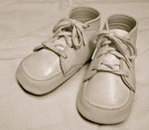 A vendre : chaussures bébé, jamais portées d'Ernest Hemingway