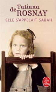 culture française : elle s'appelait Sarah Tatiana de Rosnay