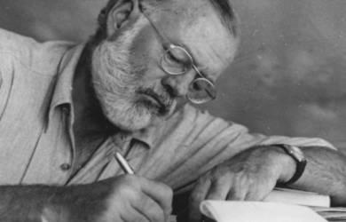 Ernest Hemingway biographie