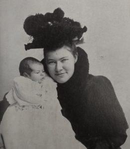 Grace Hemingway et Ernest Hemingway