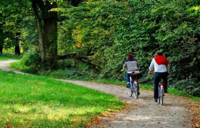 Partir en vacances en vélo avec le guide du Routard
