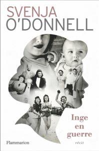 Inge en guerre de Svenja O'Donnell - rentrée littéraire 2020