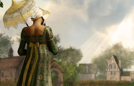 La romance dans les romans de Jane Austen et dans Madame Bovary de Flaubert