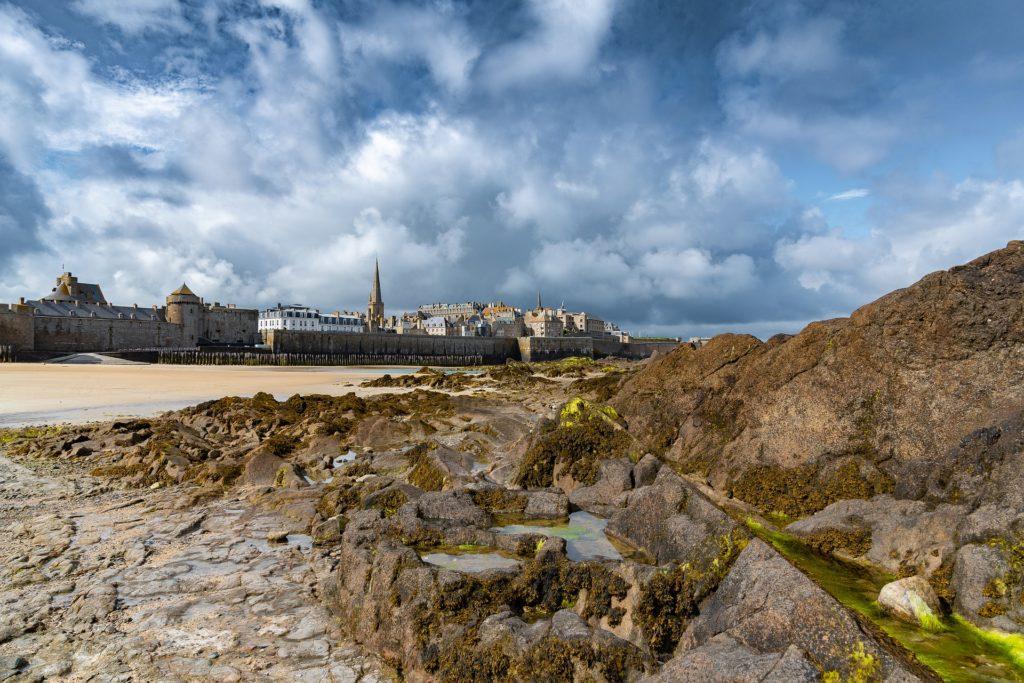 Saint-Malo : meilleur itineraire velo france