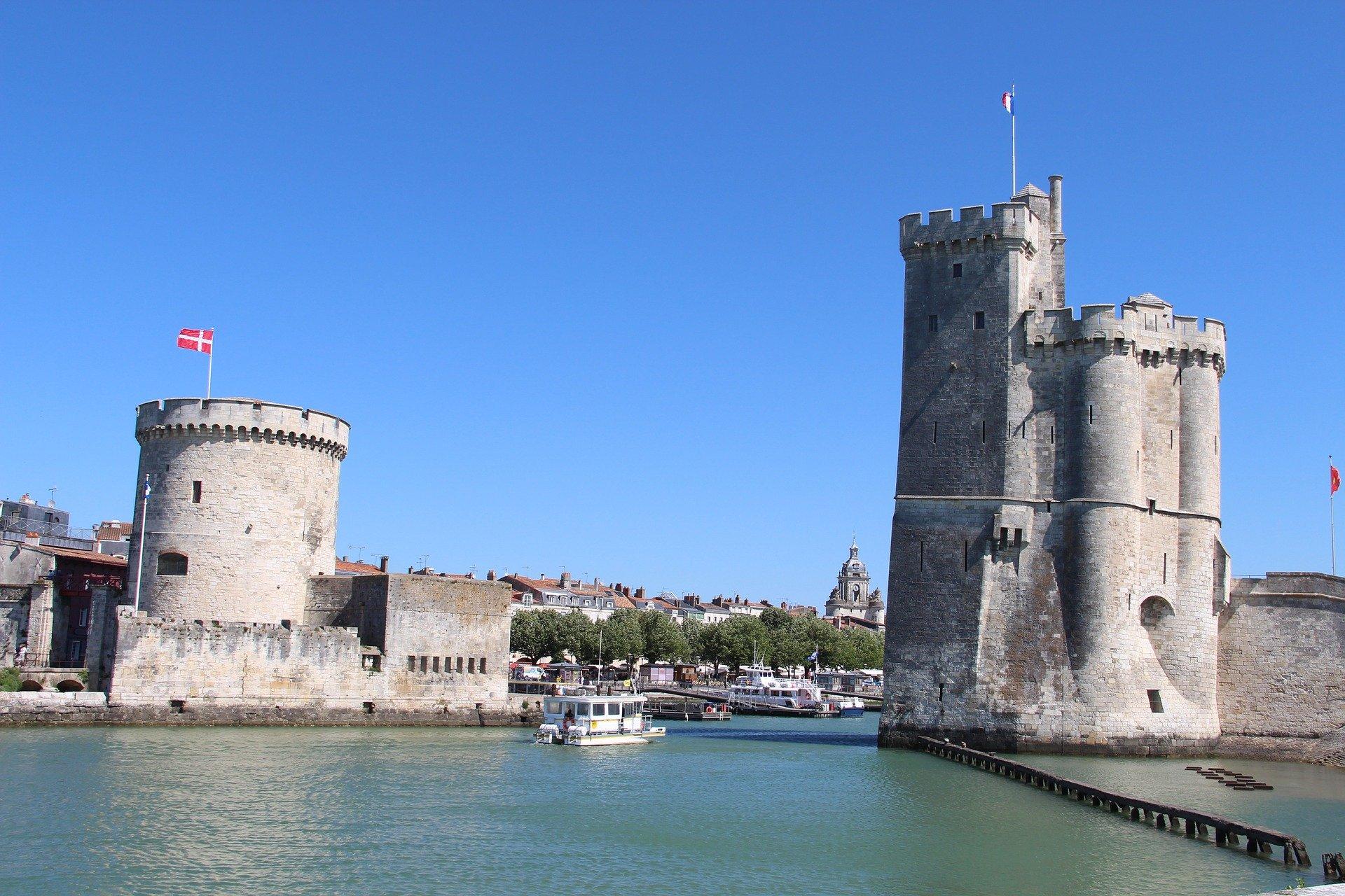 meilleur itineraire velo : La Rochelle