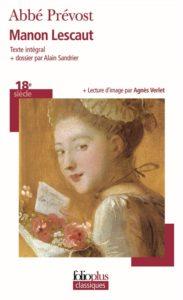 Manon Lescaut de l'Abbé Prévost