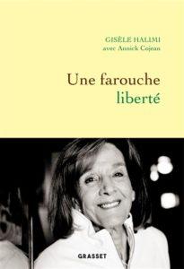 Gisèle Halumi livres : Une farouche liberté