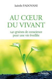 Au cœur du vivant, un livre sur le bien-être