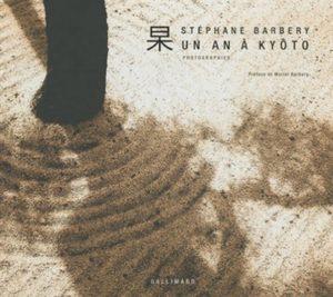 Un an à Kyôto : un livre de photographie de Barbery Muriel et Stéphane