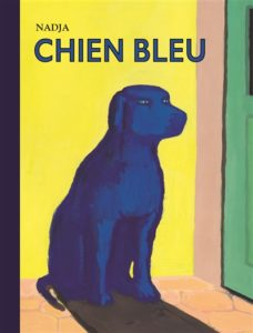 Chien bleu : album jeunesse