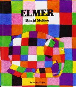 Elmer : livre enfant 3 ans
