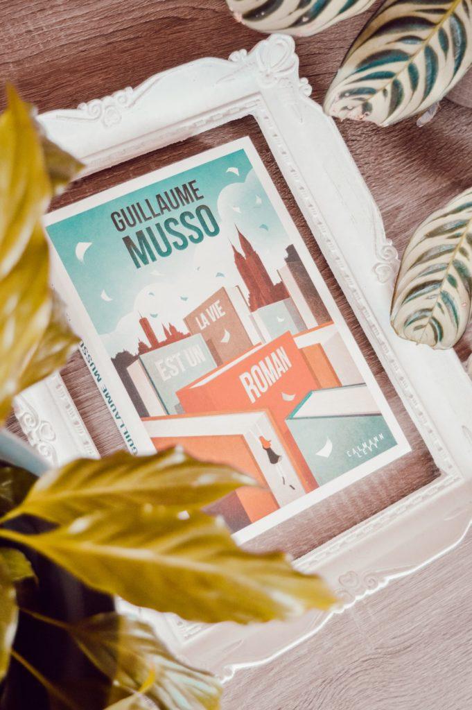 La vie est un roman : un livre de Musso