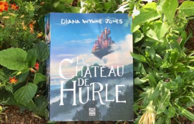 Le chateau de Hurle, roman de Diana Wynne Jones