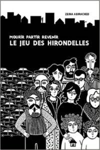 Mourir, partir, revenir : une bande-dessinée libanaise