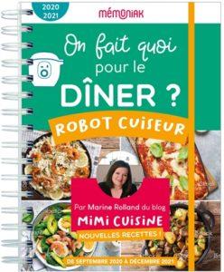 Memoniak : On fait quoi pour le dîner ? spécial robot cuiseur