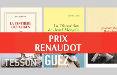 histoire prix Renaudot