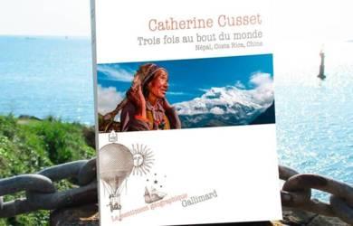Livres de voyage de Catherine Cusset