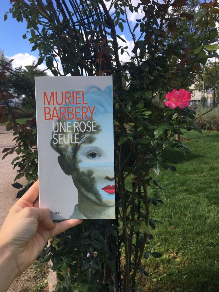 Une rose seule : un roman de la rentrée littéraire 2020 de Muriel Barbery