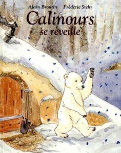 Calinours se réveille : un livre nounours