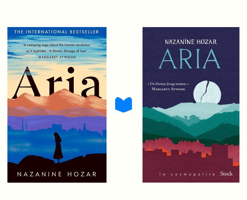 Couverture de livre Aria
