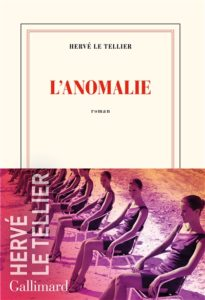 page de couverture livre L'Anomalie de Henri Tellier