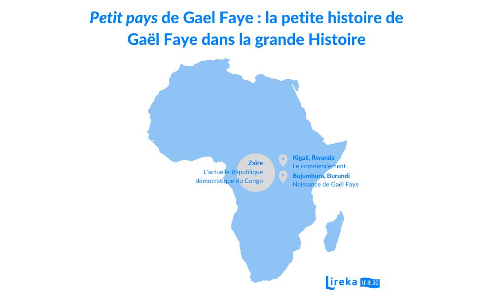 Gaël Faye : auteur de Petit Pays