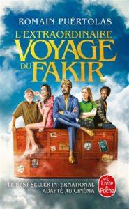 Feel-good : L'extraordinaire voyage du fakir qui était resté coincé dans une armoire Ikea de Romain Puértolas
