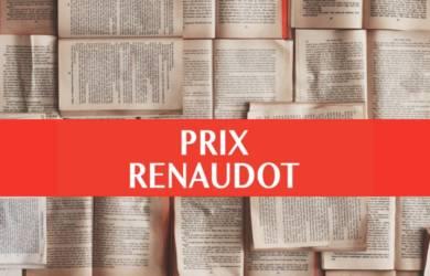 les premières sélections du prix Renaudot