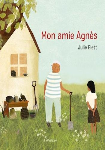 Mon amie Agnès : un album jeunesse signé Julie Flett