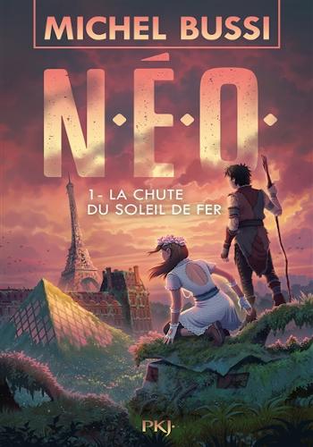 N.E.O : le nouveau roman jeunesse de Michel Bussi : livre a offrir aux adolescents