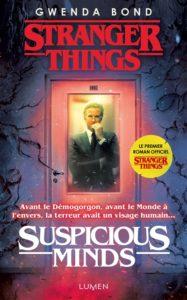 couverture livre suspicious mind gwenda bond