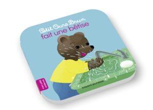 Petit ours brun : un livre nounours