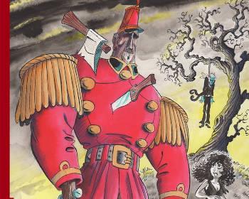 Pinocchio : une bande-dessinée de Philippe Foerster